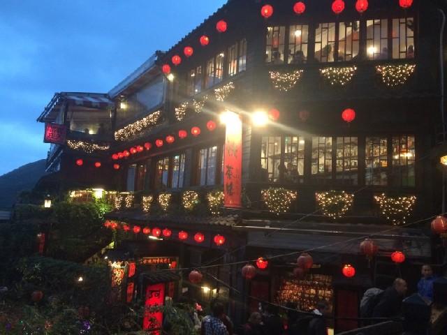 대만여행의 핵심, 예진지스 택시투어