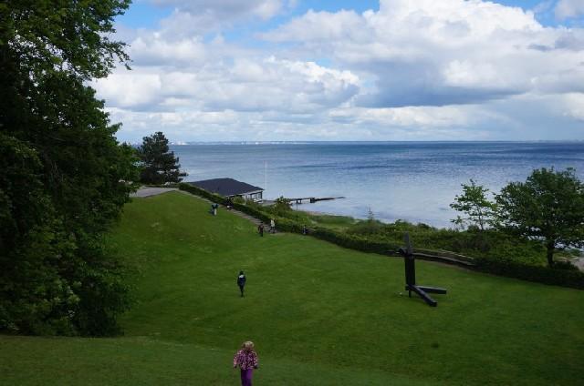 지상에서 가장 아름다운 미술관, 덴마크 루이지애나 현대미술관