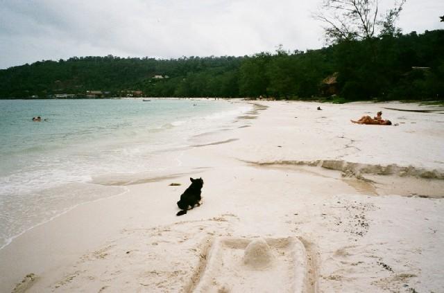 캄보디아의 여름 휴양지, 시하누크빌과 꼬롱아일랜드