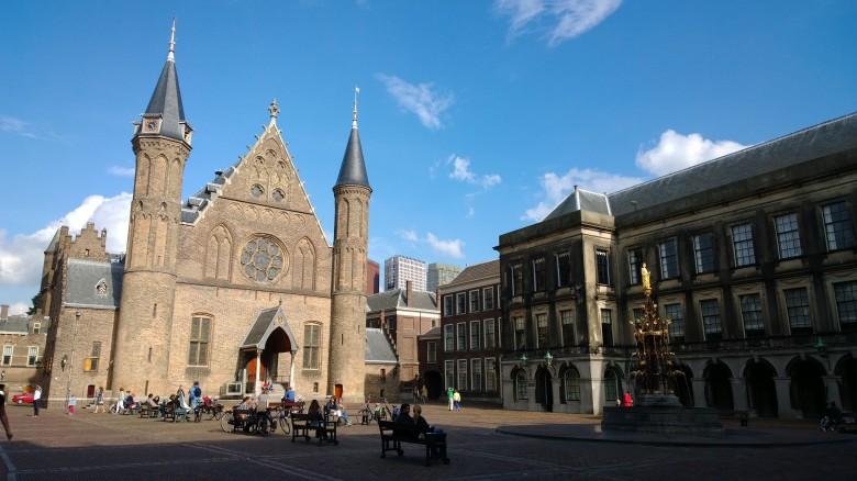 네덜란드 왕의 도시, 헤이그!