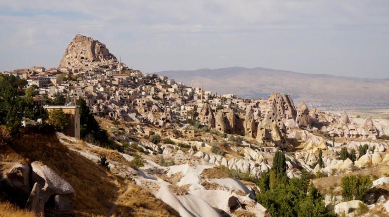 시간이 멈춘 도시, 카파도키아(Cappadocia)