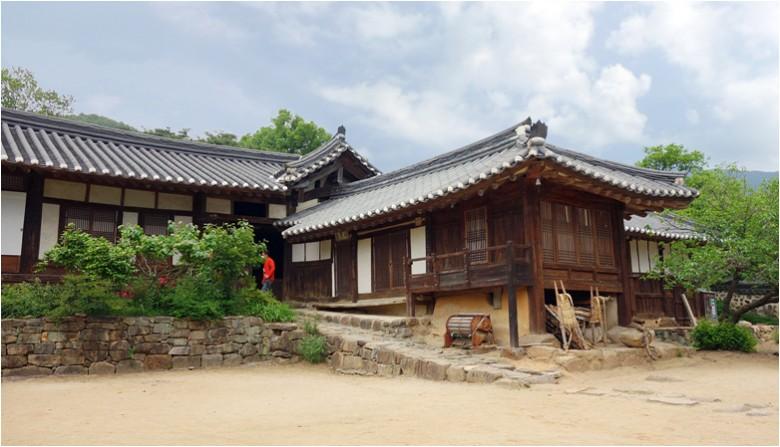 조선시대 노블레스 오블리쥬 운조루와 오미은하수 행복마을