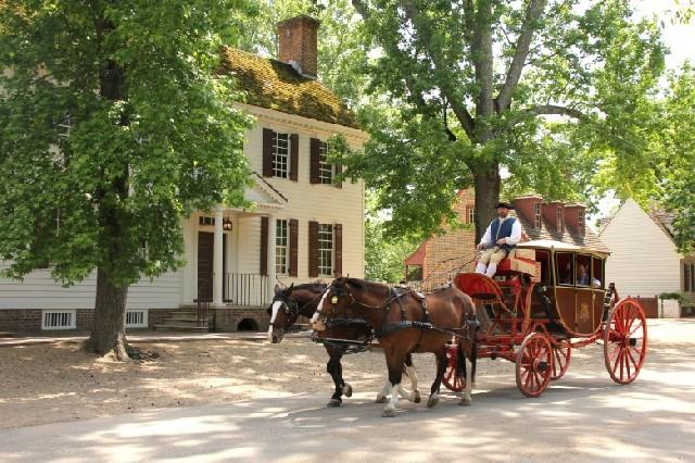 역사가 숨쉬는 야외 박물관, 콜로니얼 윌리엄스버그