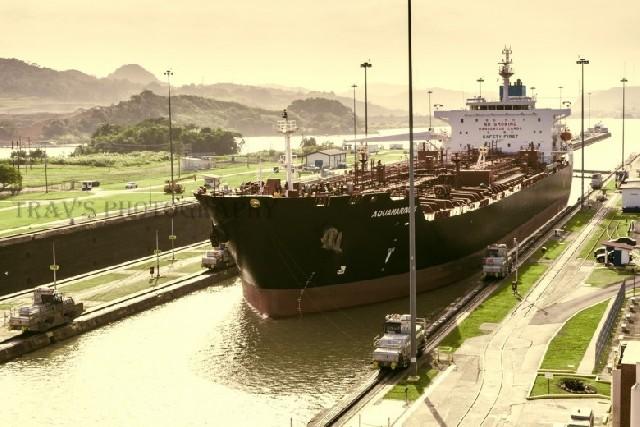 파나마의 아이콘 파나마 운하(Panama Canal)