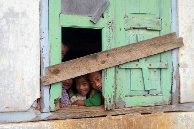 시간의 길을 따라 걷기, 미얀마 껄로