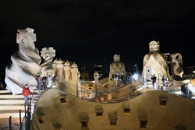 스페인의 천재 건축가, 가우디를 찾아서