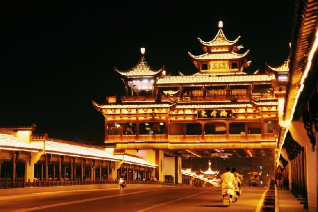 [3월 추천도시] 황산, 리양옛거리에서 커피한 잔 어떠세요?