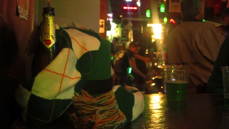 미국에서 체험하는 아일랜드문화, 성패트릭데이 St. Patrick's Day