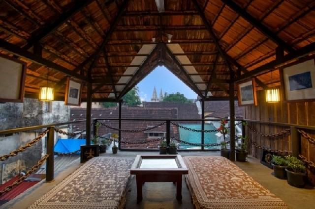낭만이 흐르는 인도 코치의 맛집과 예쁜 숙소