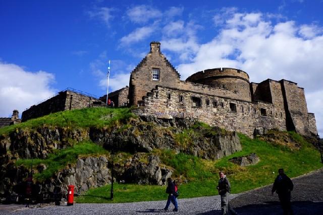 스코틀랜드의 상징, 에든버러 성