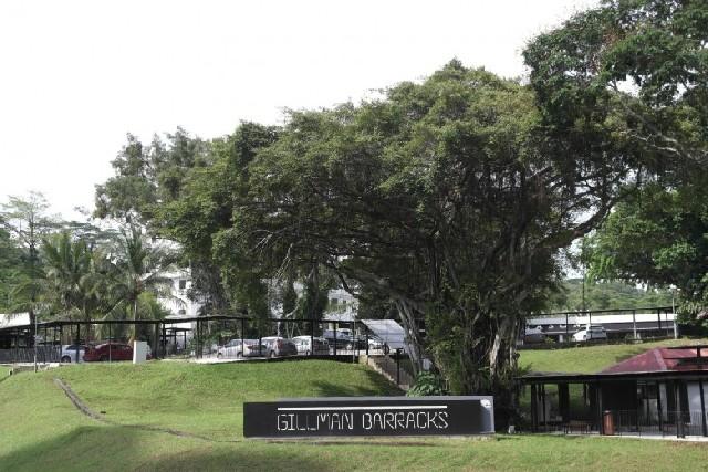 길먼 배럭스(Gillman Barracks) 현대미술단지
