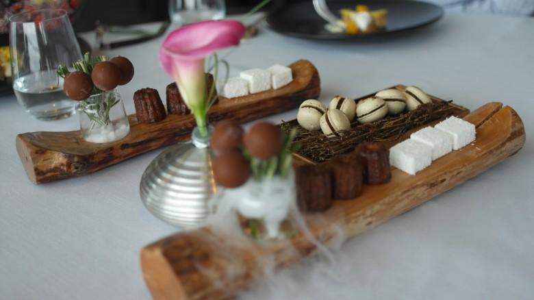 싱가포르 고급 프렌치 레스토랑 잔(JAAN)에서의 특별한 식사