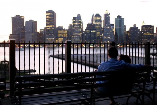 키스하기 좋은 뉴욕 최고의 야경 BEST 4