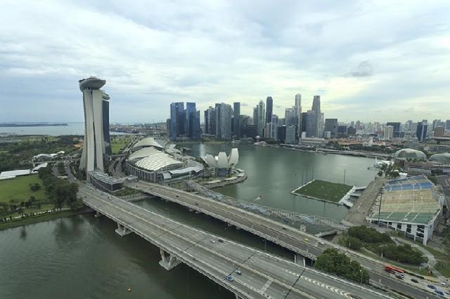 싱가포르의 낮은 어떤 모습일까?