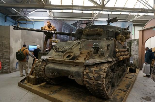 [박물관이 살아있다] 영국 보빙턴 탱크박물관