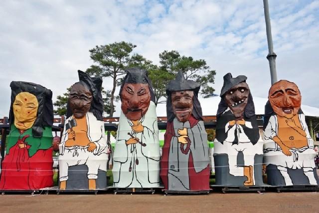 신명의 가을축제! 안동 국제 탈춤페스티벌
