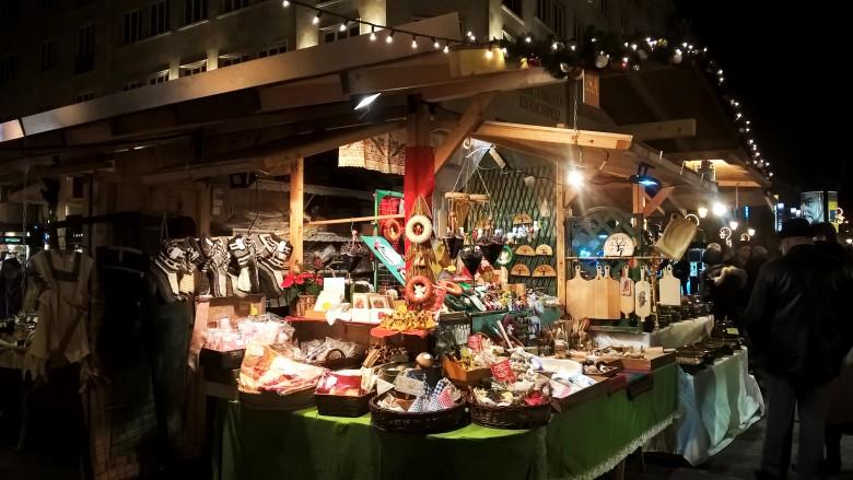 부다페스트에서 크리스마스 마켓 즐기기!