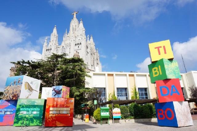 바르셀로나의 전경, 어디서 감상하시나요?