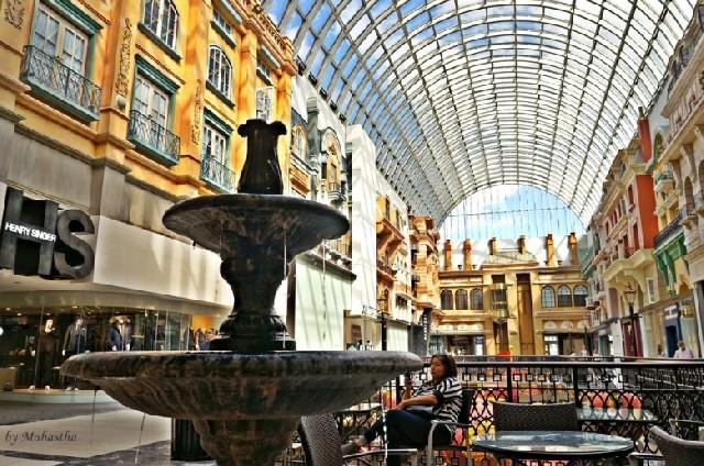 북미 최대 몰, 웨스트 에드먼턴 몰 완벽 즐기기!