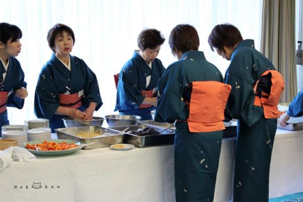 일본 료칸에서 만난 새해문화!