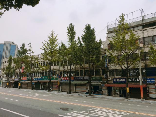 익숙하면서도 낯선 서울의 장소들