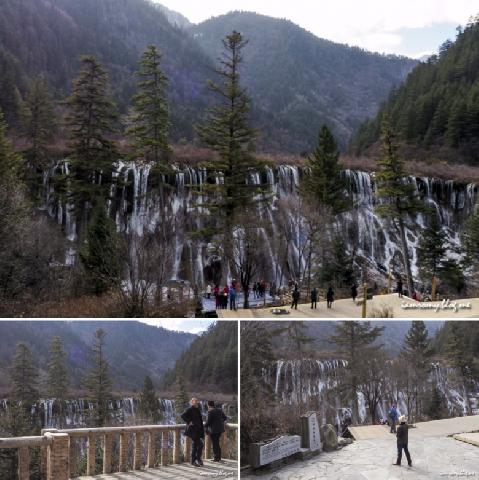 중국 성도(청두) 근교 여행, 쓰촨성 구채구풍경구 수정구