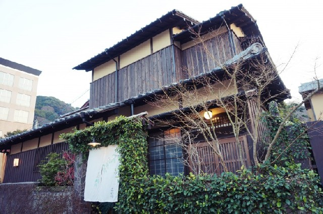 나가사키 운젠, 료칸에서의 특별한 하루