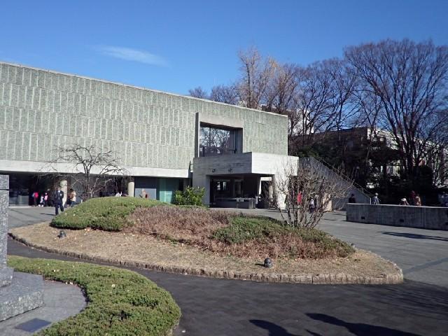 르코르뷔지에의 건축, 도쿄의 국립 서양 미술관