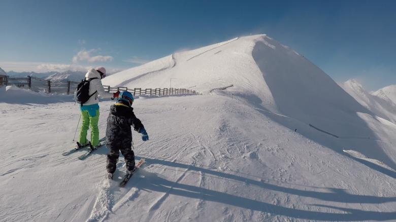 캐나다 로키의 스키장 삼총사 - 레이크 루이스, 선샤인 빌리지 그리고 마운트 노퀘이