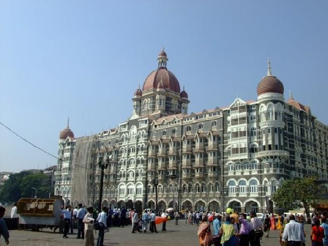 인도의 말간 첫 인상, 뭄바이