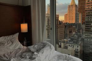 뉴욕 호텔계의 핫플레이스, 알로 노마드 투숙 후기!