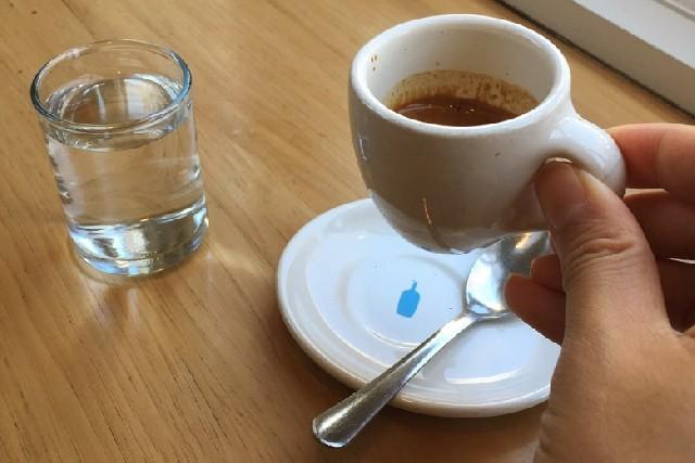 미국에서 만나볼 수 있는 커피의 새로운 바람.