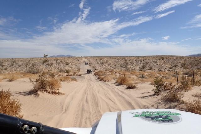 사막에서 진짜 오프로드 레이서가 되다!