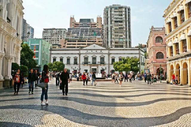 [마카오 여행] 개성있는 마카오 광장 6곳