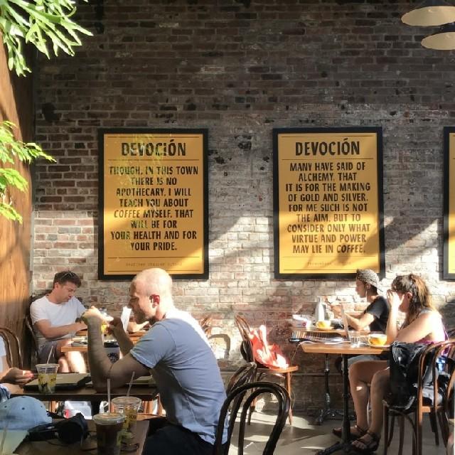 힙한 감성을 느낄 수 있는 뉴욕 카페 BEST 3!