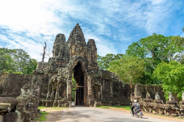 나는 조금 심심해지기로 했다. 캄보디아 씨엠립에서.