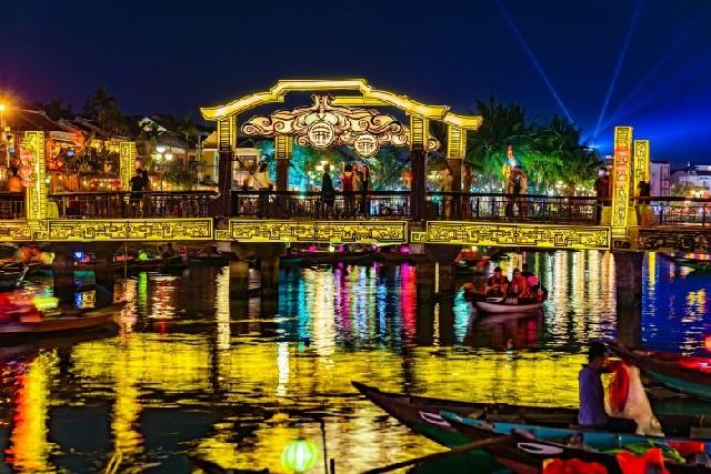 베트남 사진여행 - 호이안의 화려한 밤을 담다