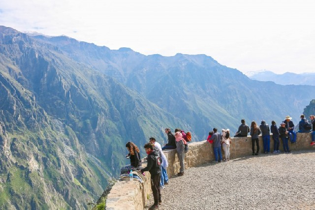 세계에서 가장 깊은 협곡, 페루 콜카 캐니언을 찾아서