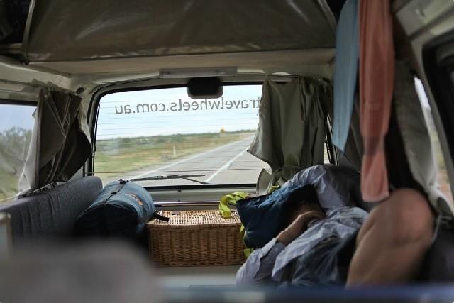 호주 캠핑카 여행 시 주의해야 할 5가지!