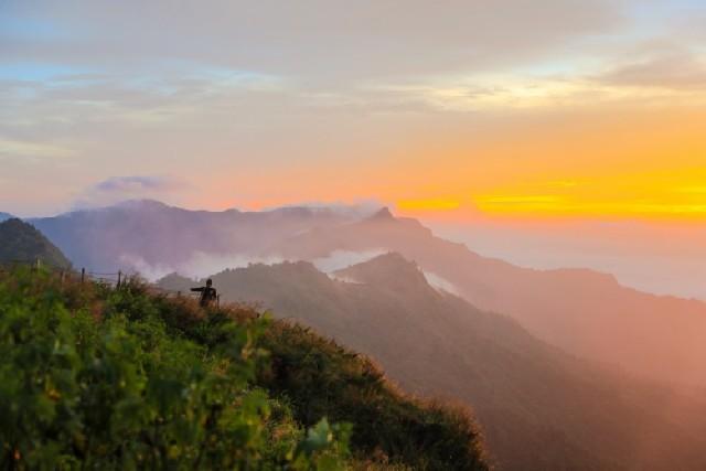 치앙라이에서 만난 운해의 바다, 인생 일출지 푸치 파