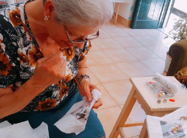 [리스본에서 바느질 수업] 할머니의 레시피, 한 땀 한 땀 착하게