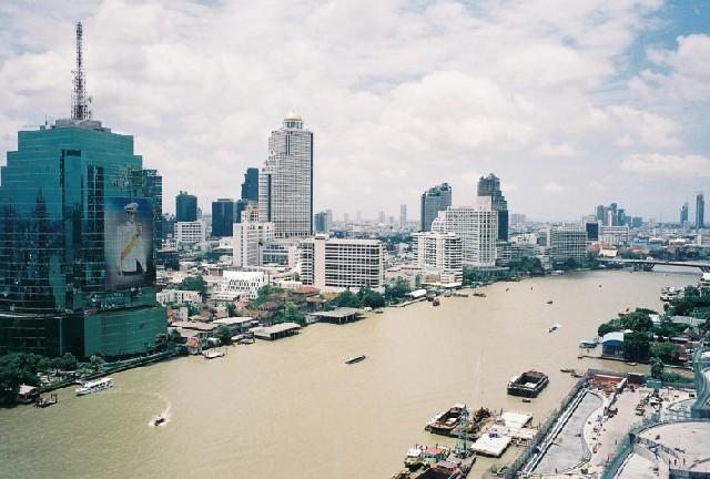 섬이 아니면 어때, 방콕 태국