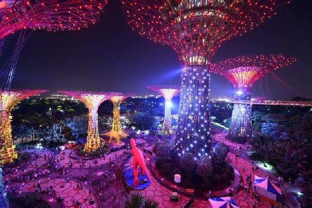 낮보다 밤이 더 매력적인 도시, 싱가포르 밤 기행