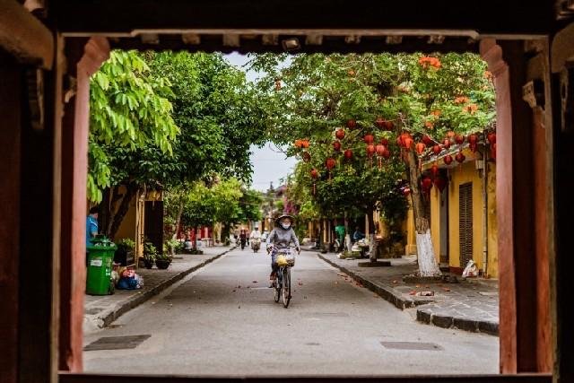 베트남 사진여행 - 한적한 호이안 올드타운