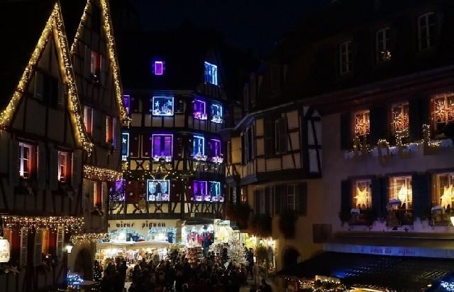 특별한 크리스마스 여행지를 찾는다면, 프랑스 콜마르