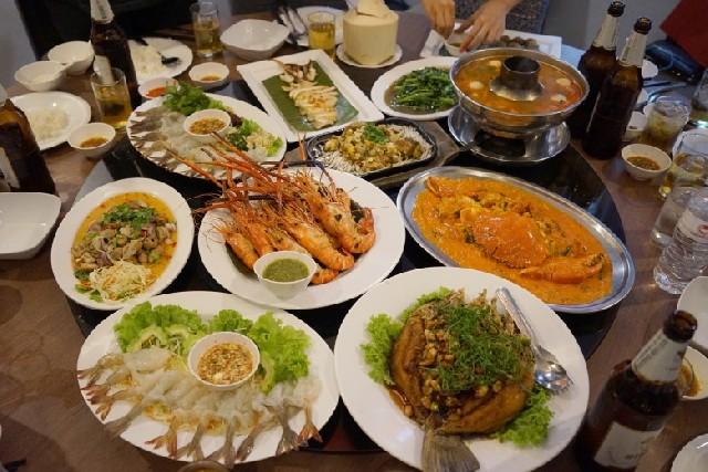 크리에이티브 다이닝 방콕 미식여행