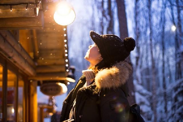 눈 찾아 떠난 겨울 여행, 순백의 홋카이도