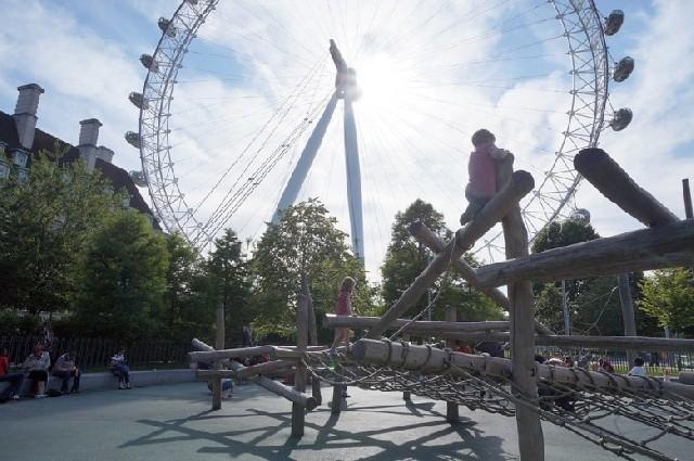 런던에서 주목할 독특한 놀이터 3곳