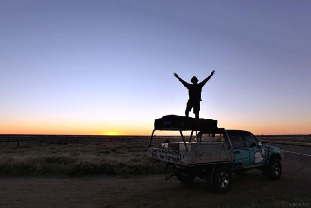 15일간 1만키로, 호주를 횡단하는 캠핑카 로드트립