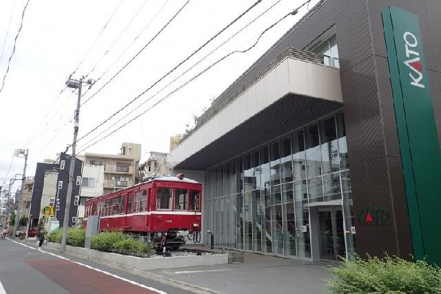 미니어처 기차를 좋아한다면, KATO 하비센터 도쿄
